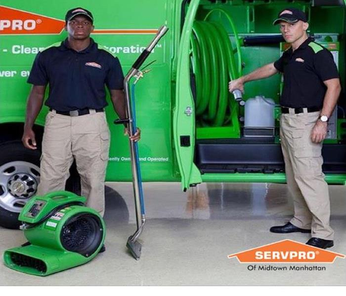 General Who is SERVPRO?